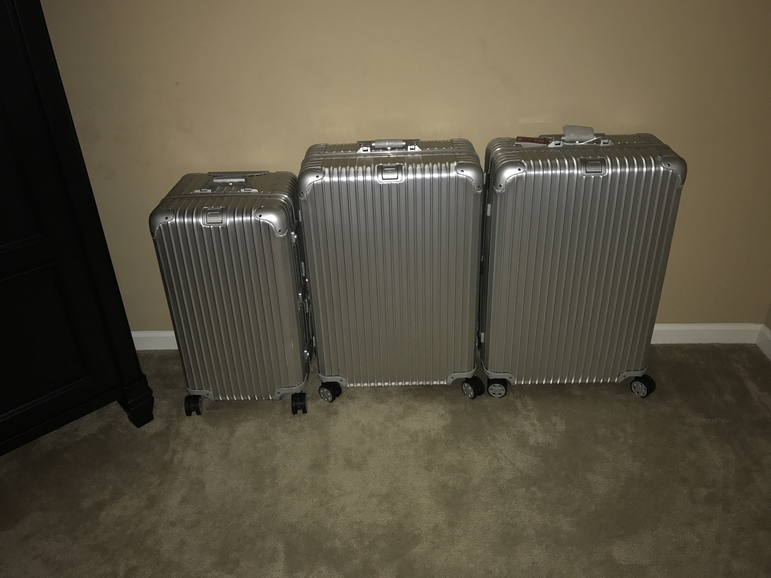 Proud Owner - Rimowa Topas 32in and Topas Sport Trunk 28in ...