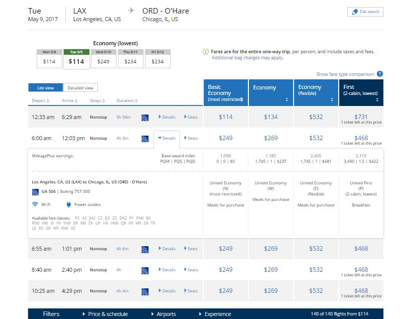 Name:  United Before Basic Economy Fares - 249 N Fare.JPG