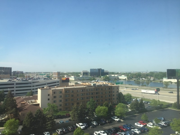 Hilton Garden Inn Chicago/Ou0027Hare Airport {US IL} (4 Photos)