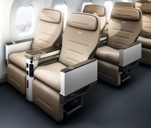 Alaska Airlines Unveils Its New Premium Seating