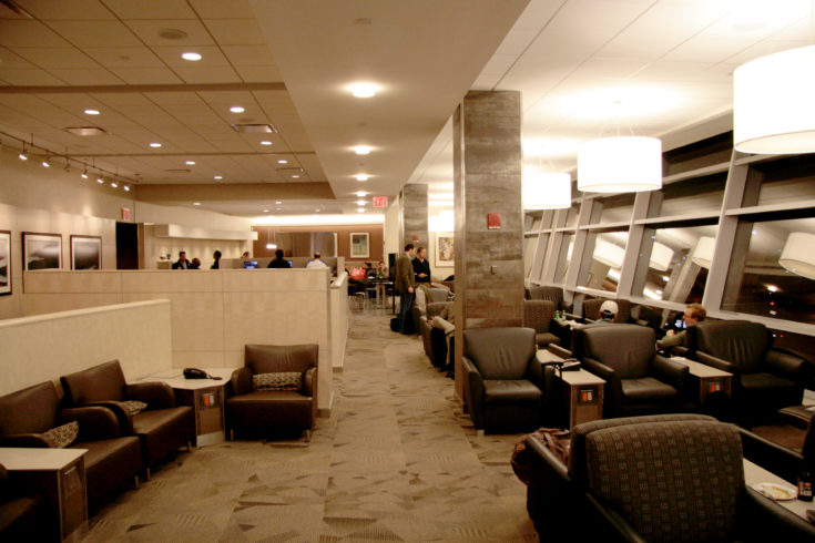 The Best Lounges At Los Angeles International Airport Lax