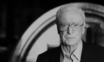 Michael Caine Airport Security